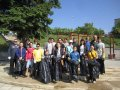 "MONTANA REGIONAL ADMINISTRATION PARTICIPATED IN THE ""CLEANING BULGARIA FOR A DAY"" CAMPAIGN"